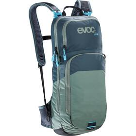 EVOC CC fietsrugzak 10l, slate-olive